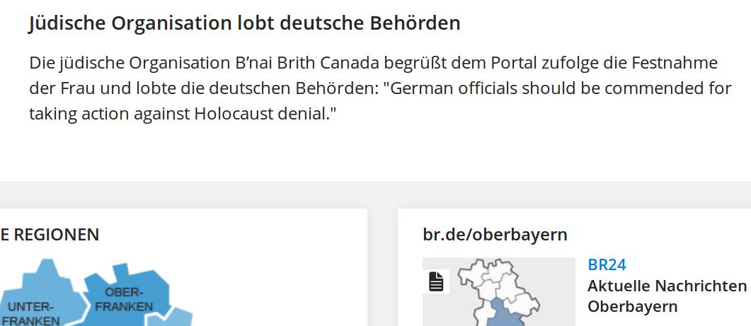 aus BR jüdische