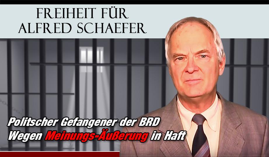 Alfred Schaefer – der 2. Geburtstag im Kerker derBRD